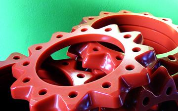 Polyurethan elastomers