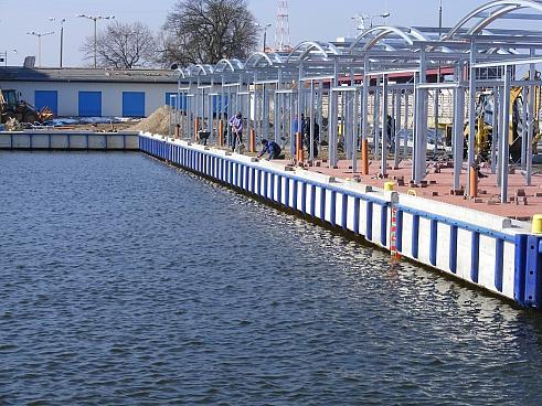 systemy odbojowe do łodzi
