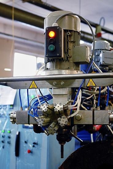 maszyny poliuretan